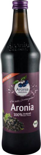 Suc BIO pur de Aronia, 700 ml Aronia Original