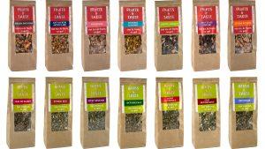 Herbs & Taste, Fruit & Taste – cele mai noi vedete de la Pronat